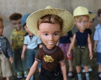 Bratz Transformed into Just Kids, boy Bratz dolls changed