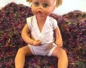 1964 American Character Dolls 9 Inch Tennie Weenie Tiny Tears Doll Rubber Doll Amer Char