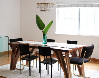 modern industrial desk reclaimed barn wood rustic loft furniture