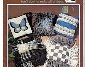 Pillow Weaves Featuring the Easy Flatloom Weaving Pattern Book 7246
