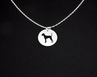 Plott Hound Necklace - Plott Hound Gift - Plott Hound Jewelry