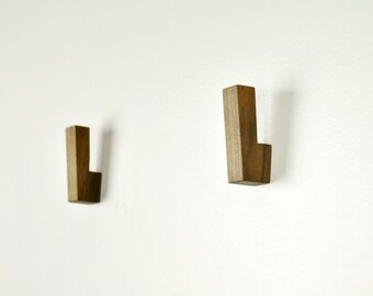 Wooden Wall Hook / Wooden Coat Hooks