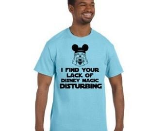 Lack of Disney Magic Tshirt