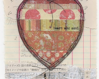 Heart and Soul Collage