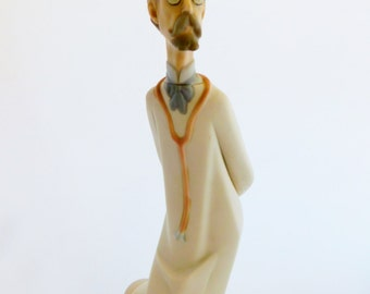 "Lladro ""The Doctor"" Retired 1971-1974, Retired Lladro Collection"