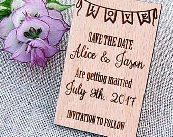 Rustic Save The Date Magnets, Rustic Save The Date Magnet, Wooden Save The Date, Rustic Wedding Favor,  Bridal Shower Favor
