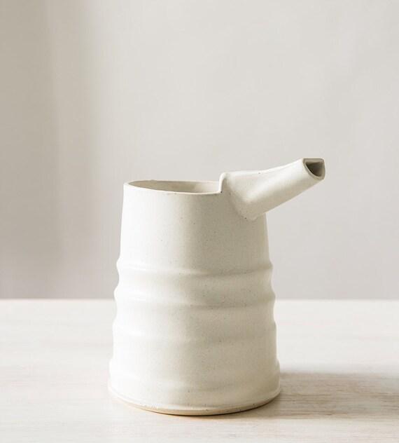 Modern ceramic vase white flower pot modern home decor vase for Modern home decor vases