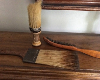 Antique Brush Collection