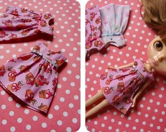 LAST DRESS! -- 10% OFF - Dress for Blythe by DanielaPink