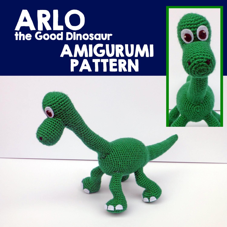 Good Dinosaur Amigurumi ~ livetx.info for .