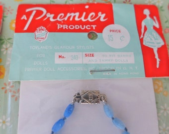Premier Doll Necklace Barbie Blythe New in Package