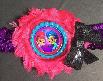 Shimmer and Shine Headband