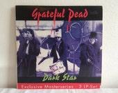 Grateful Dead : Dark Star, recorded live at the Greek Theatre Berkeley on July 13th, 1984 LP Discurios DIS311 LP three disc live set