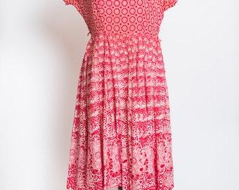 Fun and flirty vintage dress