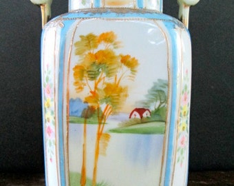 Best Price Sale Hand Painted Morimura Nippon Vase