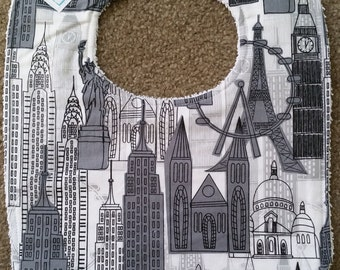 City Buildings Bib