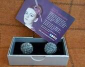 Harris Tweed Earrings - L...
