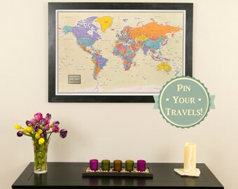 Push pin travel maps wedding guest books world maps by 6747184 push pin travel maps wedding guest books world maps by 6747184 ginkgobilobahelpfo publicscrutiny Gallery