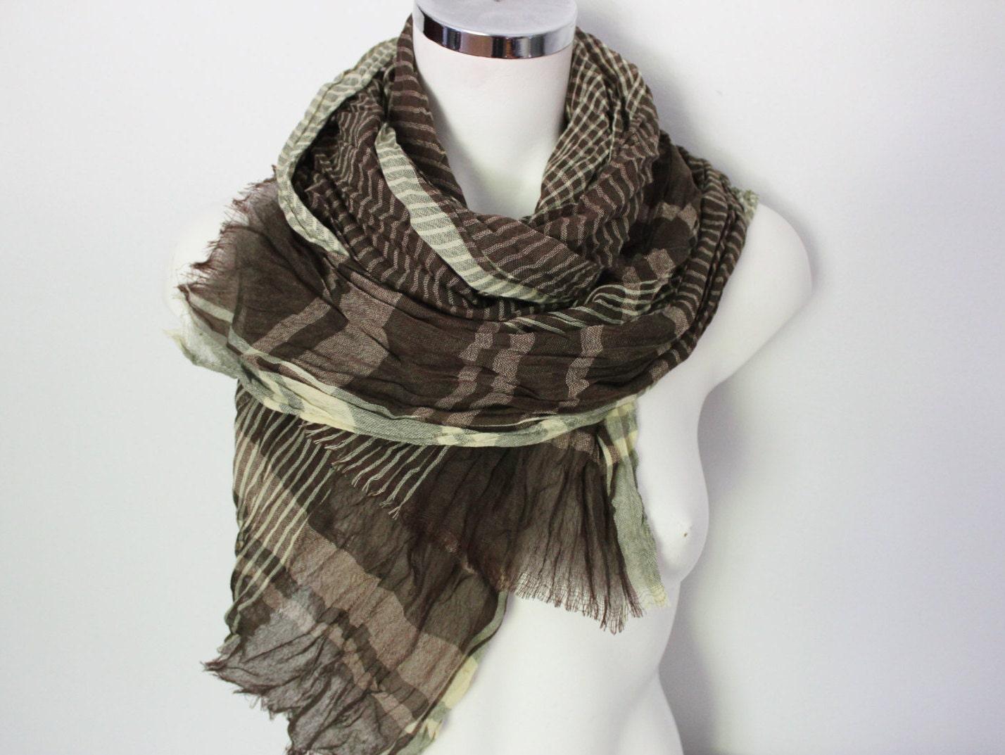 brown s scarves s scarves organic linen