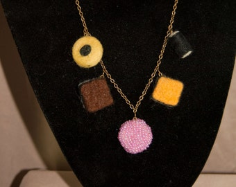 Allsorts of Cute Charm Necklace