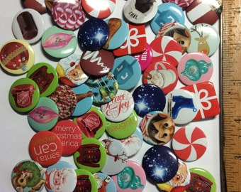 Buttons Holiday buttons