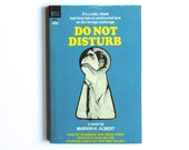 1960s Doris Day Movie, Do Not Disturb, Rod Taylor, Vintage Paperback Book Movie Tie-In Comedy, by Marvin H. Albert VPRB01674