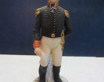 Lefton 1810 General Porcelain Figurine – KW3678