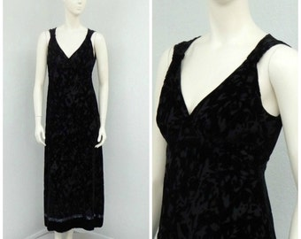 Empire Gown 90s