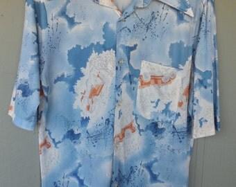 Tall medium short etsy for Mens medium tall shirts
