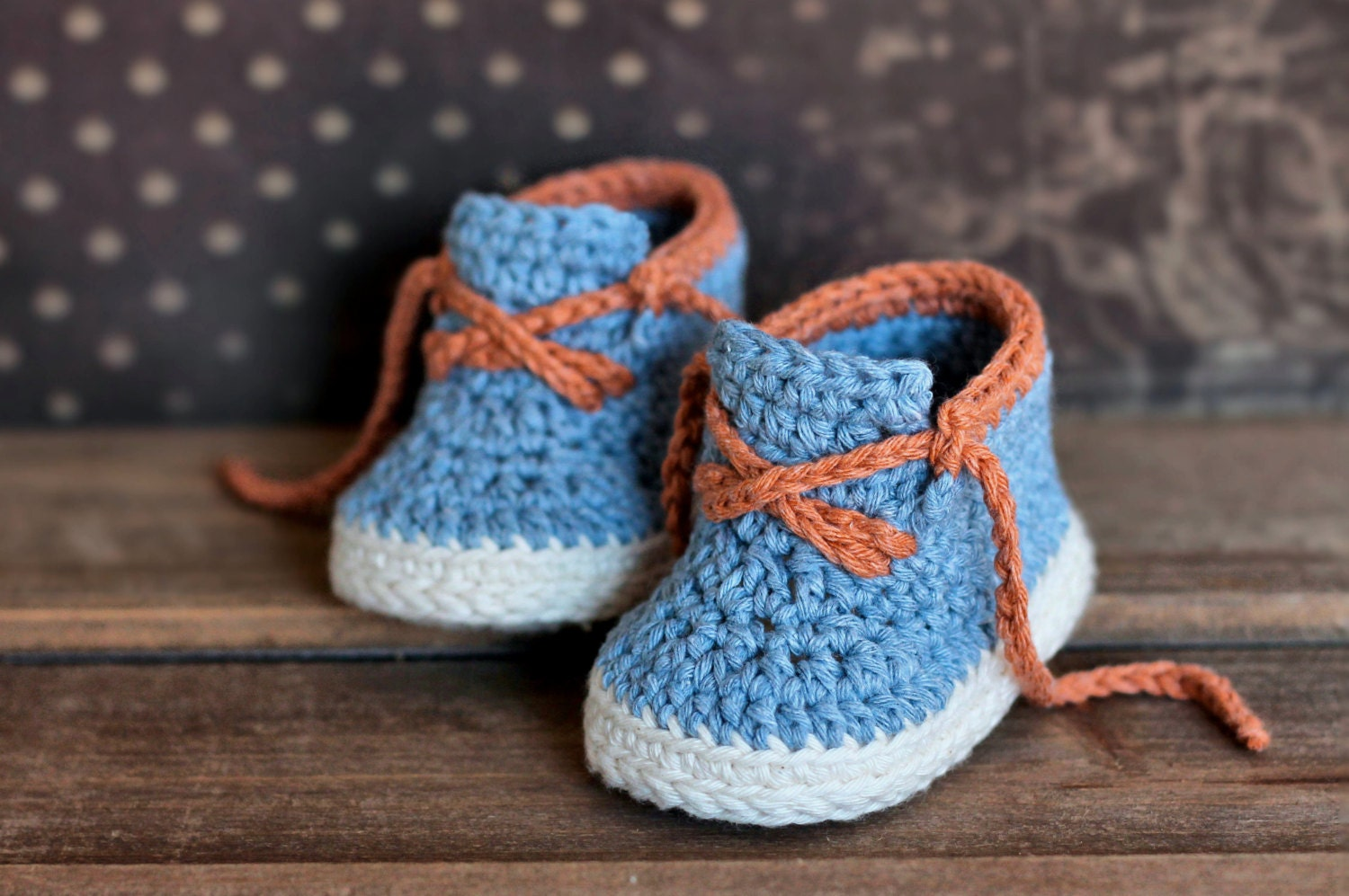 Boys Crochet Bootie PATTERN boots for baby boys booties ...