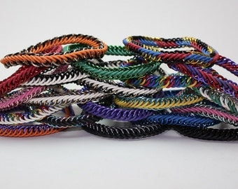 Vambracelets! Spirit, available in colors of your choosing.