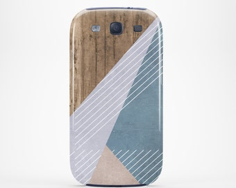 On Sale - For Wood Samsung galaxy s3 case, for Color Block Samsung galaxy s3 case, for Pink samsung s3 case, for blue samsung, pastel