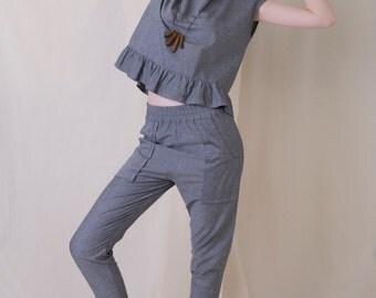 Chloe Pocket Trouser