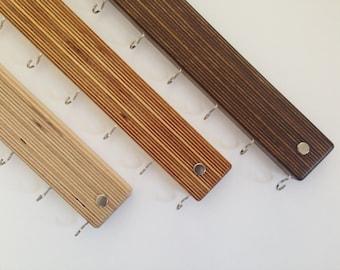 Handmade Plywood Jewelry Holder
