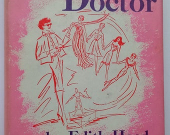 Edith Head's The Dress Doctor: vintage book of style advice