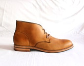 Chukka Boot (Honey)