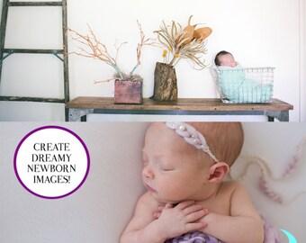 Lightroom - Baby Rose Lightroom Presets - Newborn Presets