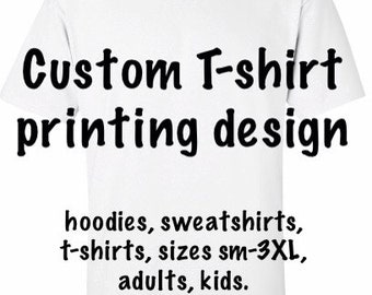 Custom designed shirt