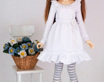 Dress  for bjd slim MSD Minifee