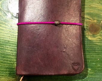 Extra-Small Leather Journal/Notebook