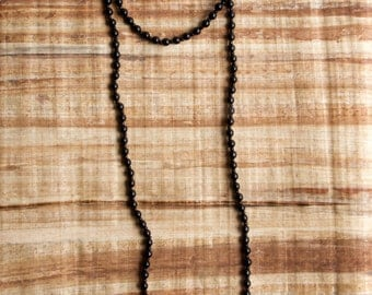 SALE || Aphrodite Tassle Necklace