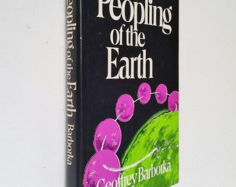 Peopling of the Earth ~ Geoffrey Barborka ~ Theosophical Society ~ 0835602214 ~ Alternative History ~  H. P. Blavatsky ~ The Secret Doctrine