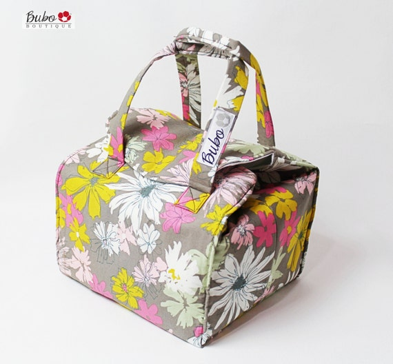 bento box reusable insulated lunch bag new waterproof. Black Bedroom Furniture Sets. Home Design Ideas