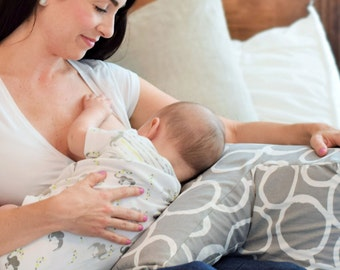 Shuga Bebe Couture Chic & Versatile Nursing Pillows - Babbling Brooke
