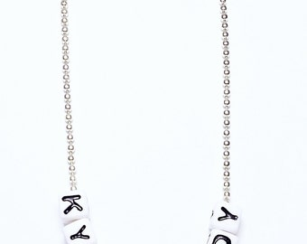 Lovers Necklace - Customizable