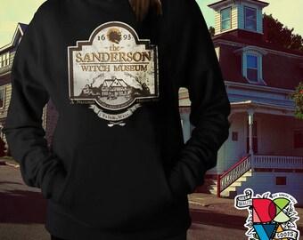 Sanderson Witch Museum | Pocus Hoodie | Halloween Shirts Hoodies | Sanderson Sisters | Billy | Hocus | Horror Shirt |  Mens Womens Hoodies