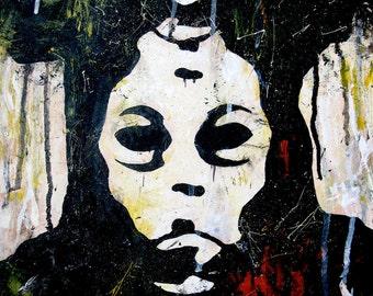 Sariel Painting