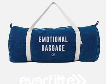 Vintage Avon Travel Duffle Bag Set 95