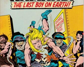 Kamandi The Last Boy On Earth #13, January 1974 Issue - DC Comics - Grade VG