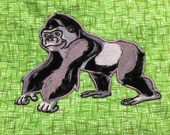 Applique Gorilla
